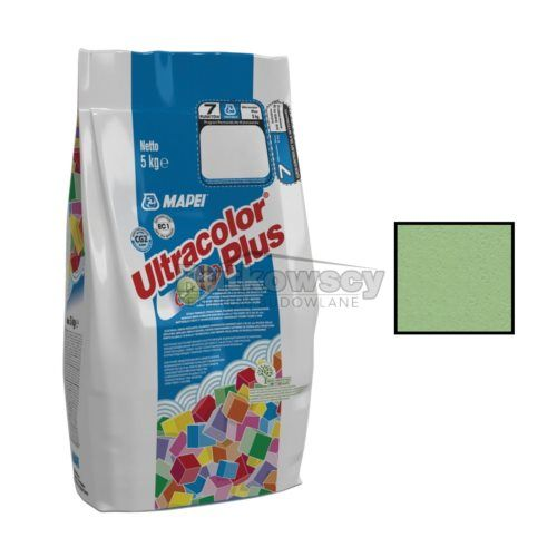Fuga Ultracolor Plus MAPEI 5 kg (zielony-181)