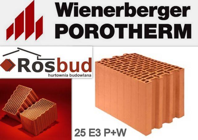 Oferty Materialy Scienne I Stropowe Pustak Ceramiczny Porotherm