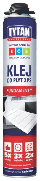 Klej do płyt XPS TYTAN 750ml